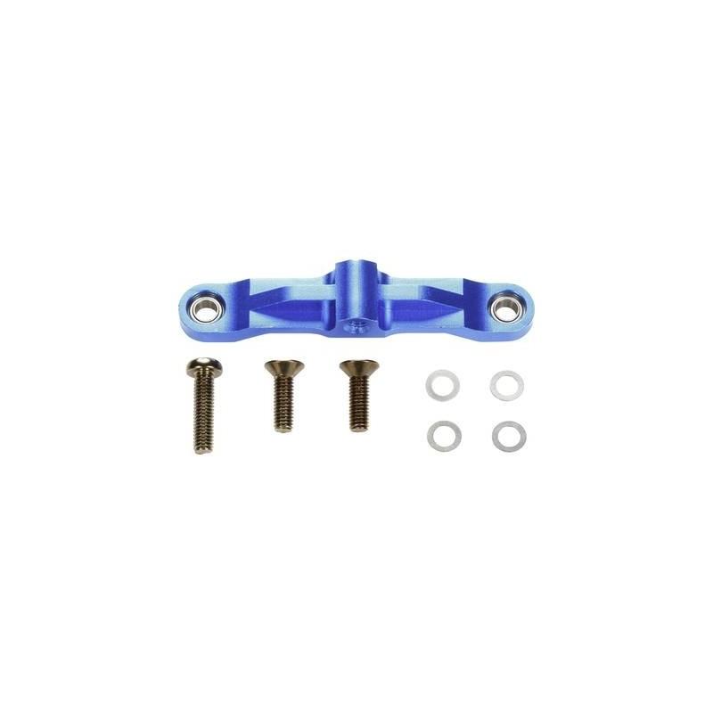 Connettore leva di sterzo in alluminio TT-02 Parte tuning Tamiya 54575