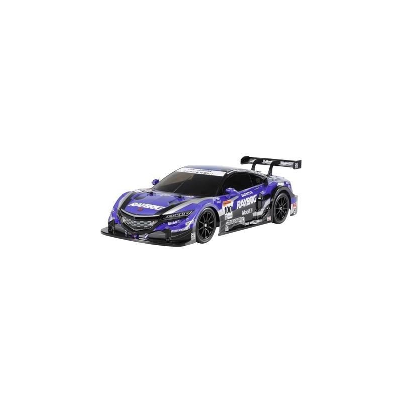 Tamiya TT-02 Raybrig NSX Concept-GT Brushed 1:10 Automodello Elettrica Auto stradale 4WD In kit da costruire