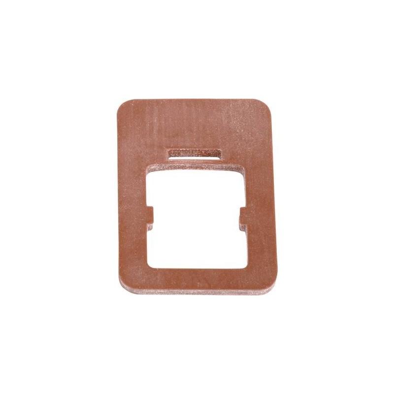 Guarnizione piatta, struttura B serie 220 Beige 16-8100-000 Binder Contenuto: 1 pz.