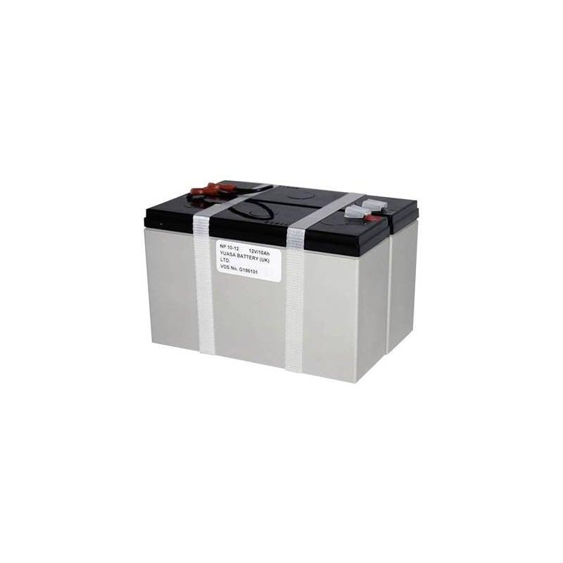 Yuasa NP12-12 NP12-12 Batteria al piombo 12 V 12 Ah Piombo-AGM (L x A x P) 151 x 98 x 101 mm Spina piatta 4,8 mm Esente