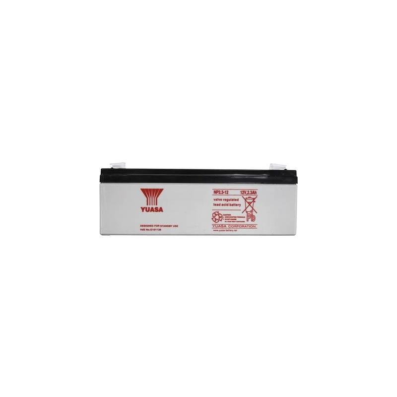 Yuasa NP2.3-12 NP2.3-12 Batteria al piombo 12 V 2.3 Ah Piombo-AGM (L x A x P) 178 x 64 x 34 mm Spina piatta 4,8 mm