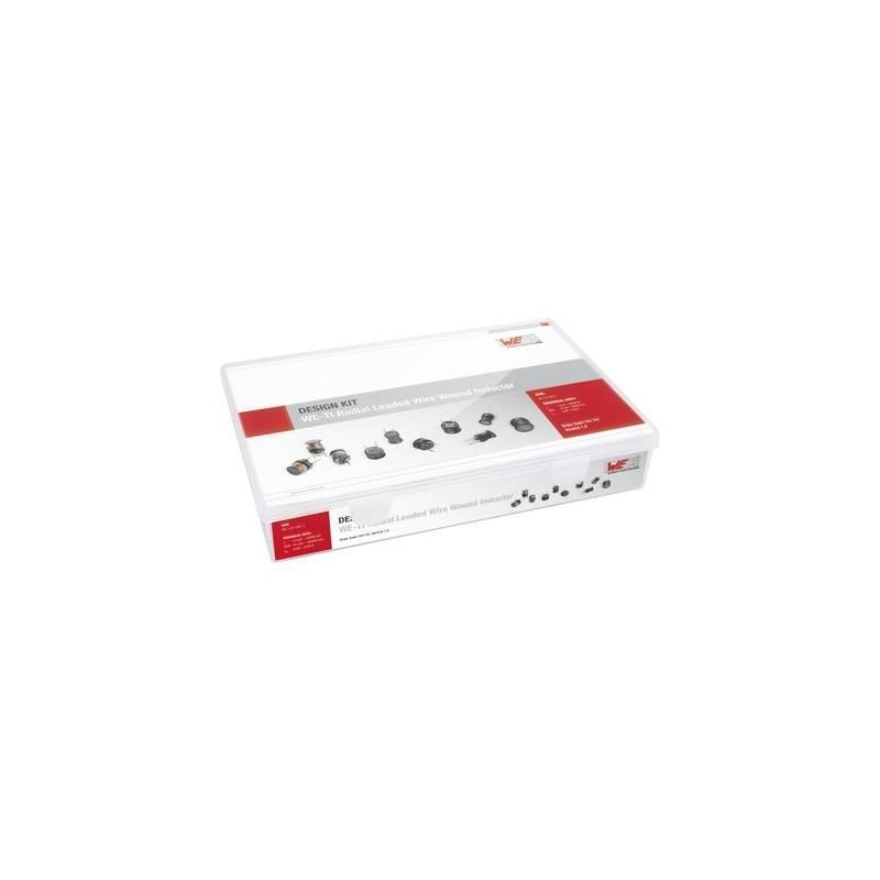 Würth Elektronik WE-TI 744741 Design Kit induttanze 415 pz.