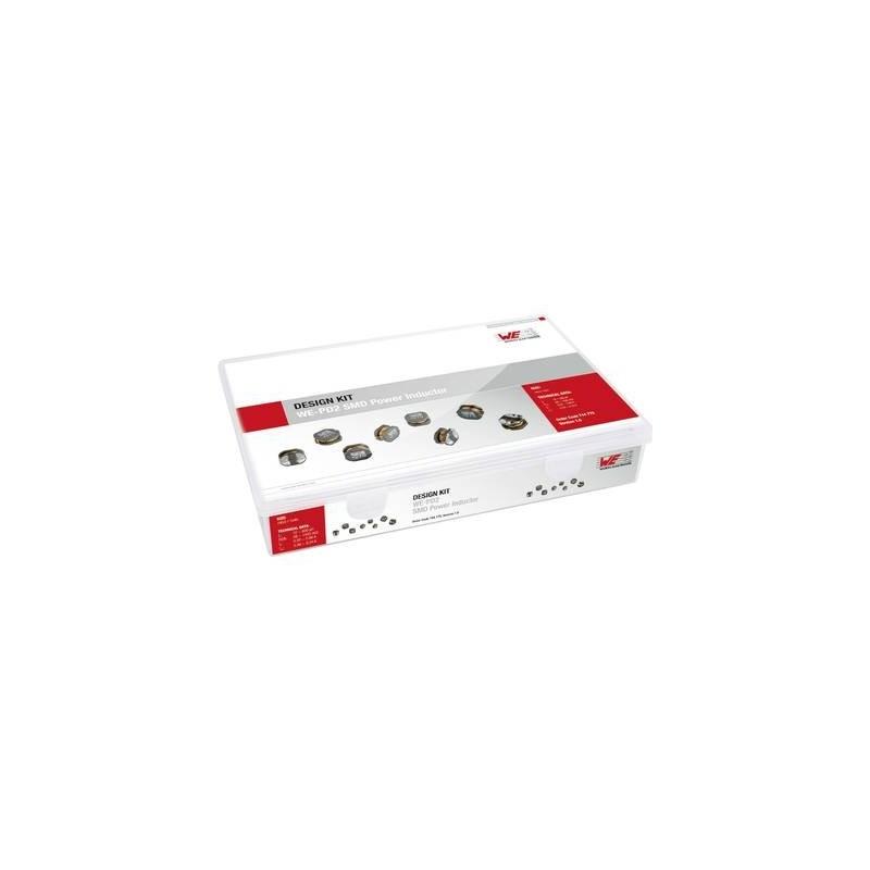 Würth Elektronik WE-PD2 744775 Design Kit induttanze 350 pz.