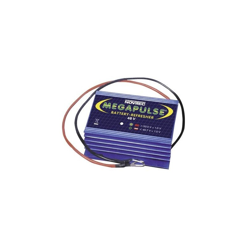 Rigeneratore per batterie al piombo 48 V Novitec Megapulse 48 V