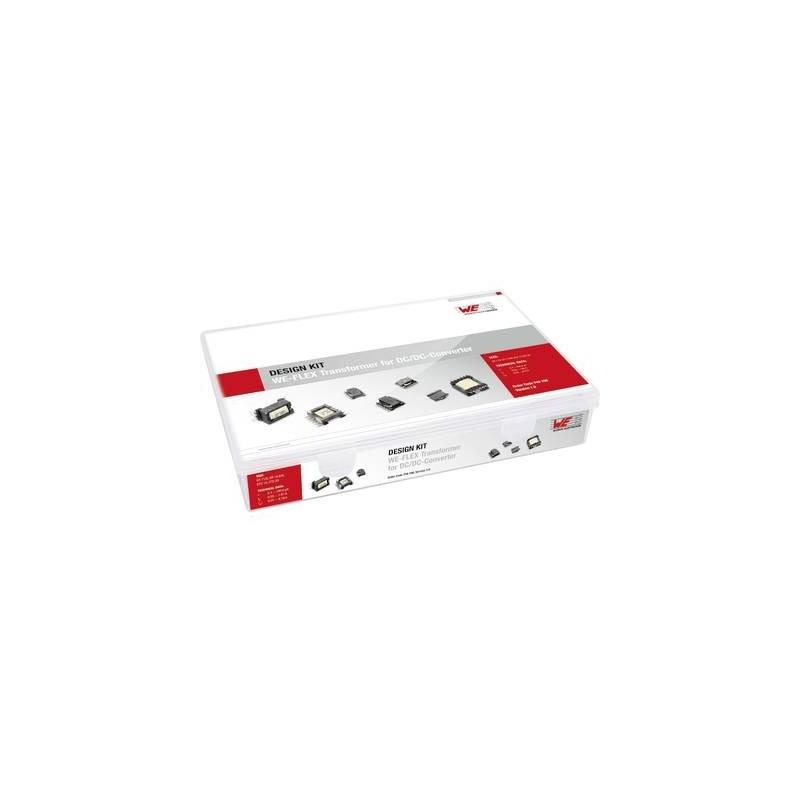 Design Kit trasformatori Würth Elektronik WE-FLEX 749 196 65 Parti