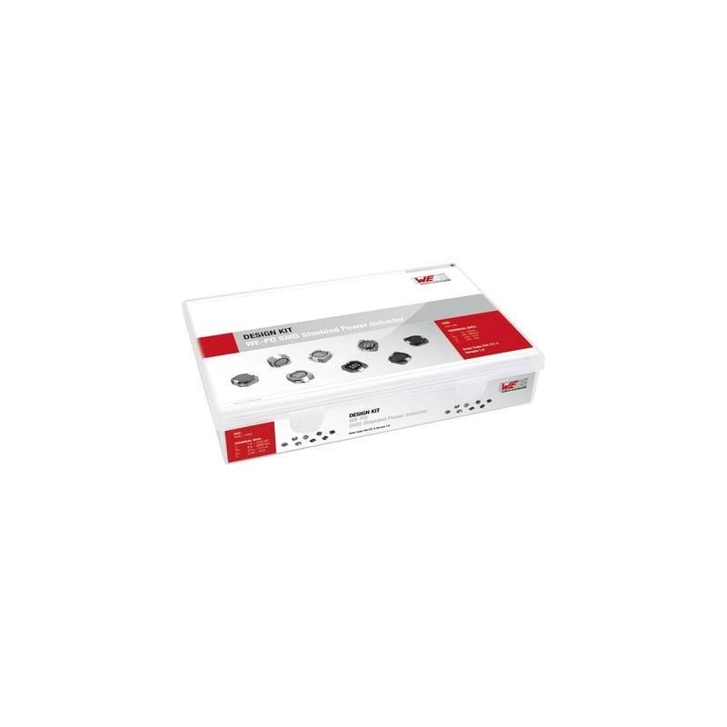 Würth Elektronik WE-PD 7447713 Design Kit induttanze 350 pz.