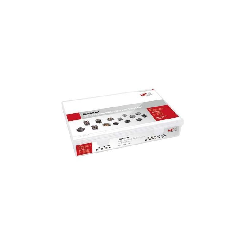 Würth Elektronik SMD 744725 Bobina incapsulata 285 pz.