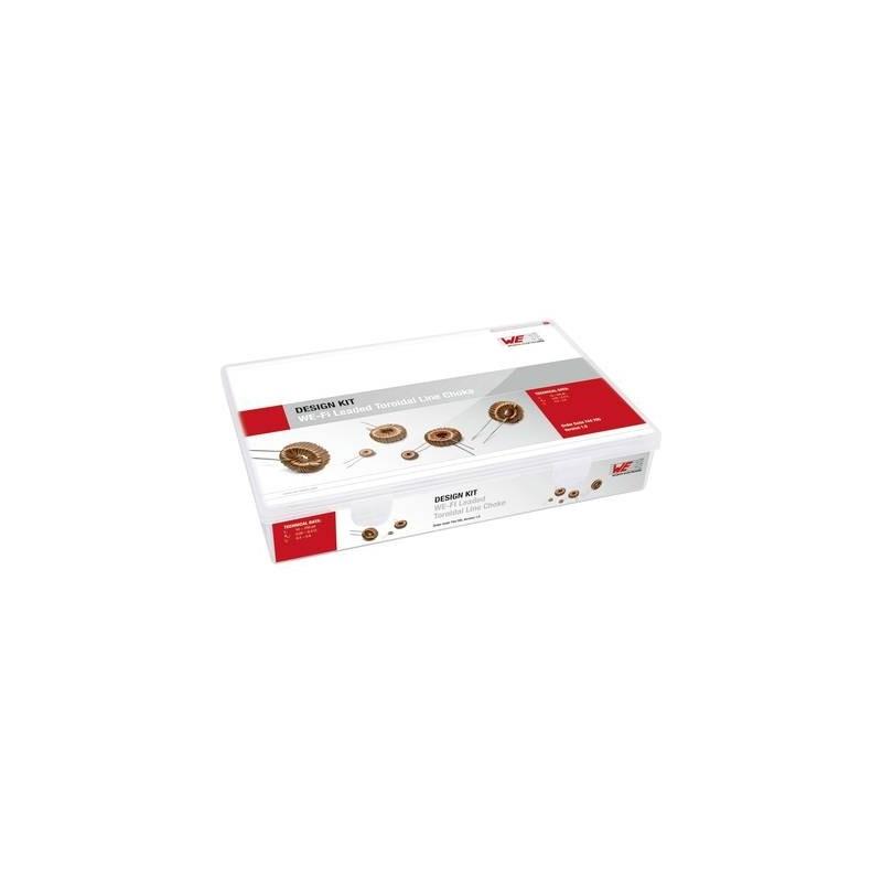 Würth Elektronik WE-FI 744705 Bobina incapsulata 127 pz.