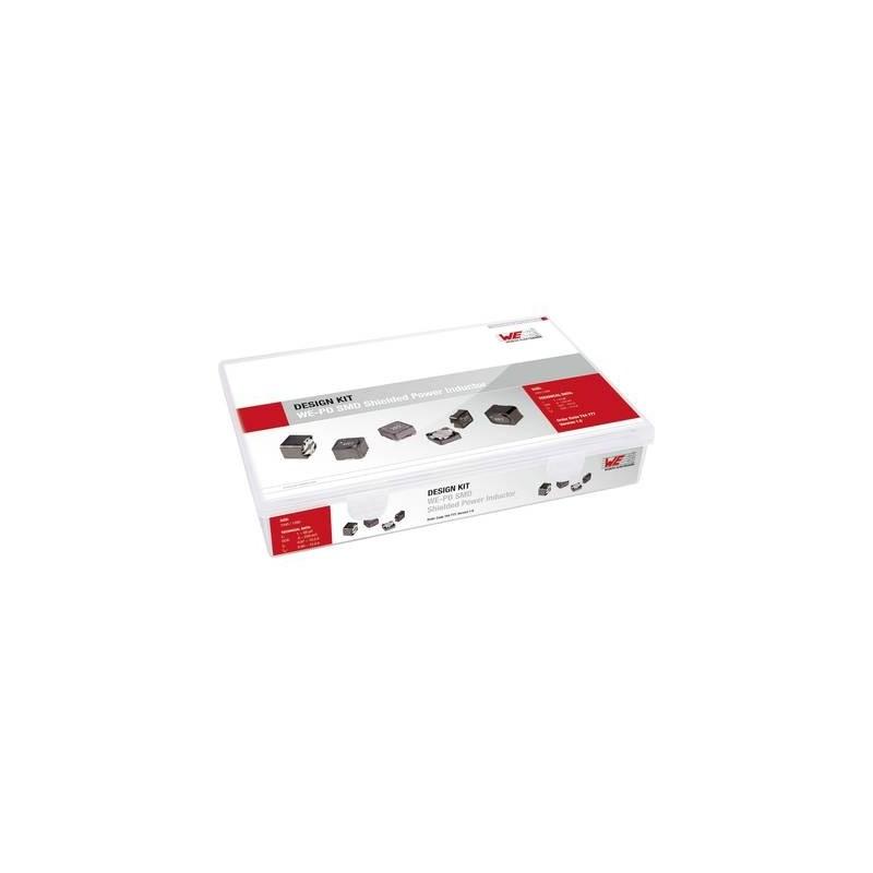 Würth Elektronik WE-PD 744777 Design Kit induttanze 175 pz.