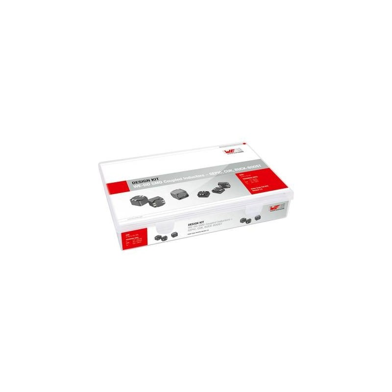 Würth Elektronik WE-DD 744870 Design Kit induttanze 225 pz.