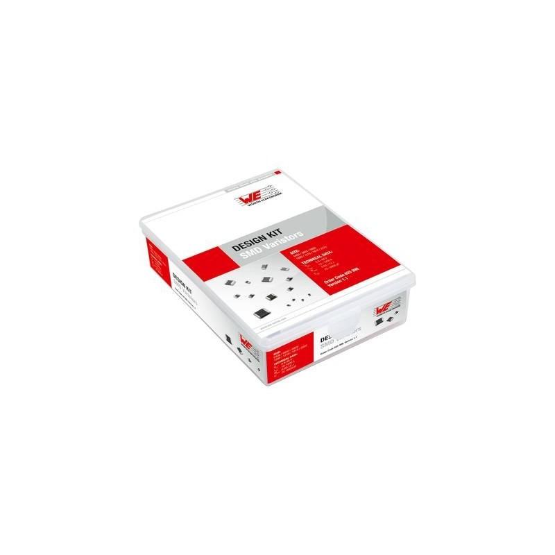 Design Kit varistori WE-VS 825 998 Würth Elektronik WE-VS 825 998 540 pz.