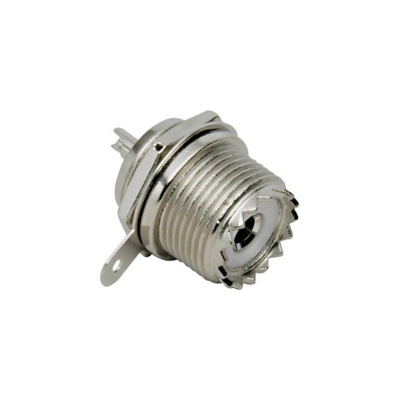 Connettore UHF Presa verticale 50 Ω TRU COMPONENTS 1 pz.