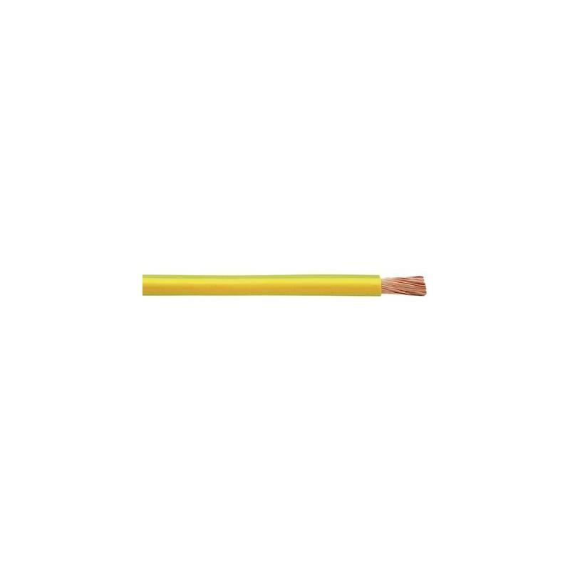 Faber Kabel 040197 Cavo per cablaggi H07V-K 1 x 4 mm² Rosso 100 m