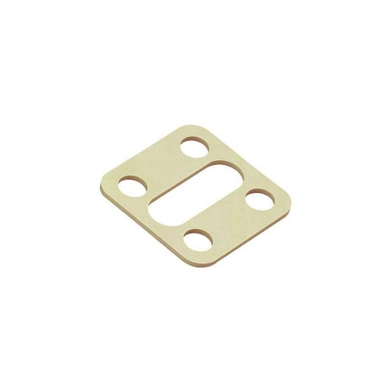 Guarnizione piatta per connettore per elettrovalvole struttura A serie 210 Beige 16-8090-000 Binder Contenuto: 1 pz.
