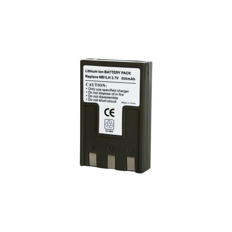 Conrad energy 250549 Batteria ricaricabile fotocamera sostituisce la batteria originale NB-1L, NB-1LH 3.7 V 850 mAh