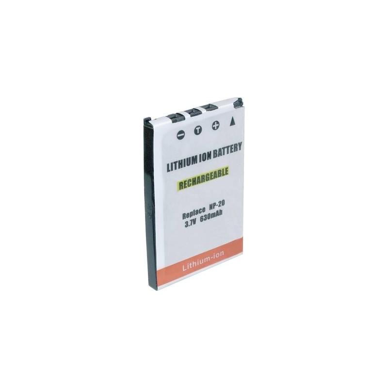 Conrad energy 250588 Batteria ricaricabile fotocamera sostituisce la batteria originale NP-20 3.7 V 550 mAh