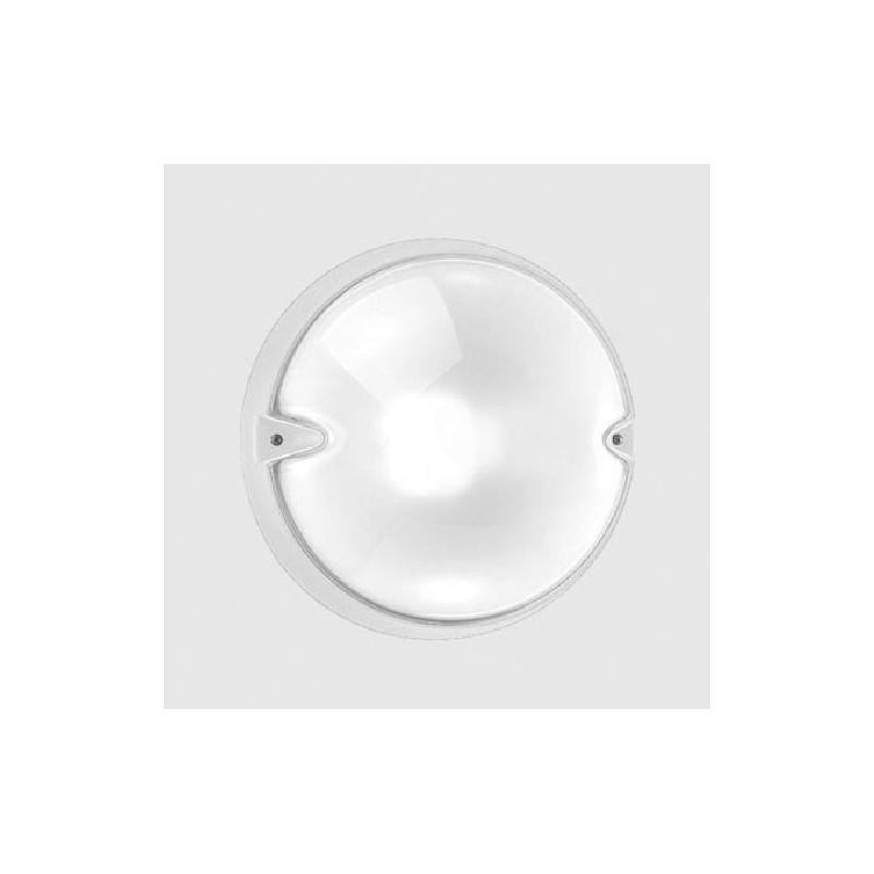 Plafoniere tonde serie Prisma Illuminazione codice 005740, Assorbimento 21 watt, passo E 27,