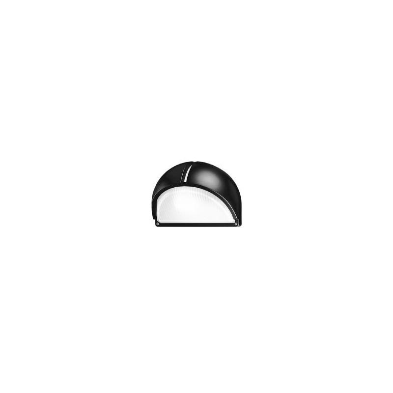 Plafoniera Prisma 007706, colore nero, Polo 2, collegamento con E27, Potenza 75 watt, Migliori Prezzi On Line.