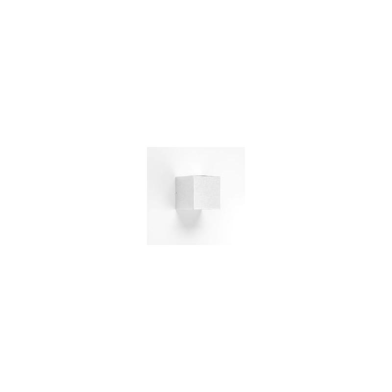 Plafoniera a led Quasar Prisma 303454, colore bianco, bassissimo consumo 2 x 6Watt, 1NB+1WB, Miglior Prezzo On Line.
