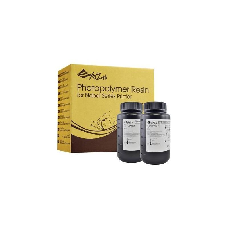 XYZprinting RUFLXXTW00C Resina fotopolimerizzante Resina Fotopolimerica flessibile 1 kg