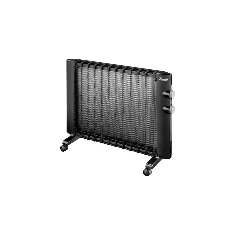 DeLonghi 0112404003 HMP1500 Radiatore ad onde di calore 45 m³ 750 W, 1500 W Nero