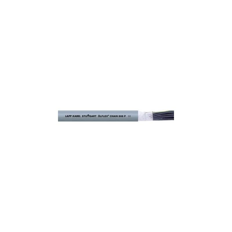 LAPP 1027728 Cavo per catene portacavi ÖLFLEX® CHAIN 808 P 7 G 1.50 mm² Grigio Merce a metro