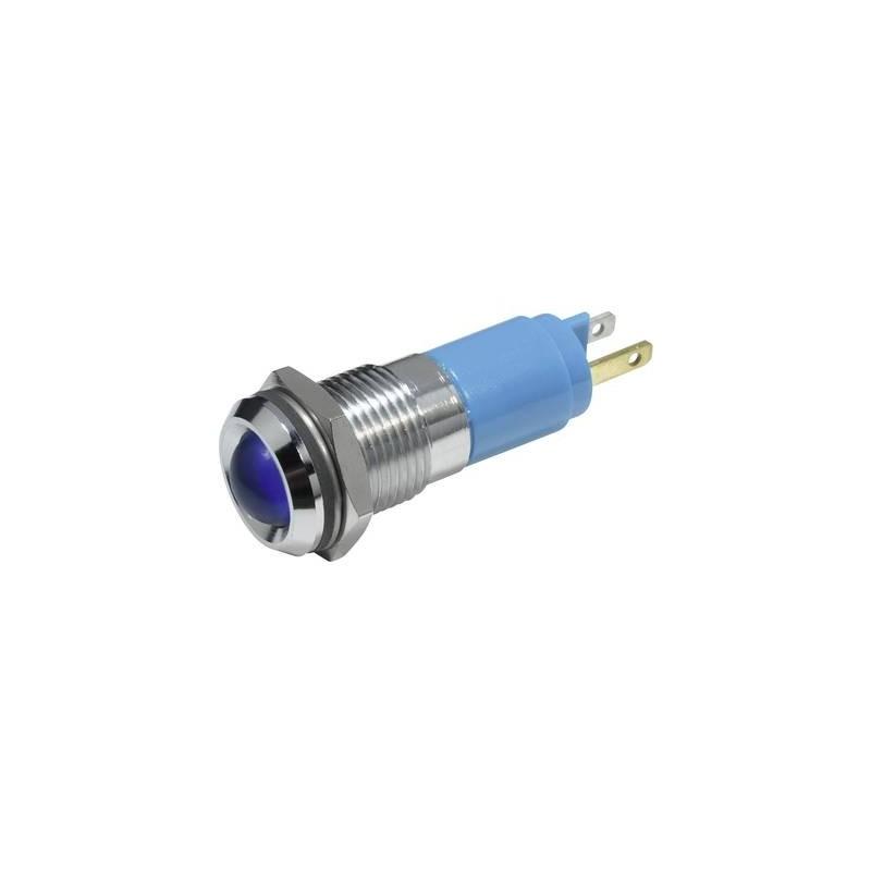 CML Luce di segnalazione a LED Blu 230 V/AC 19350237