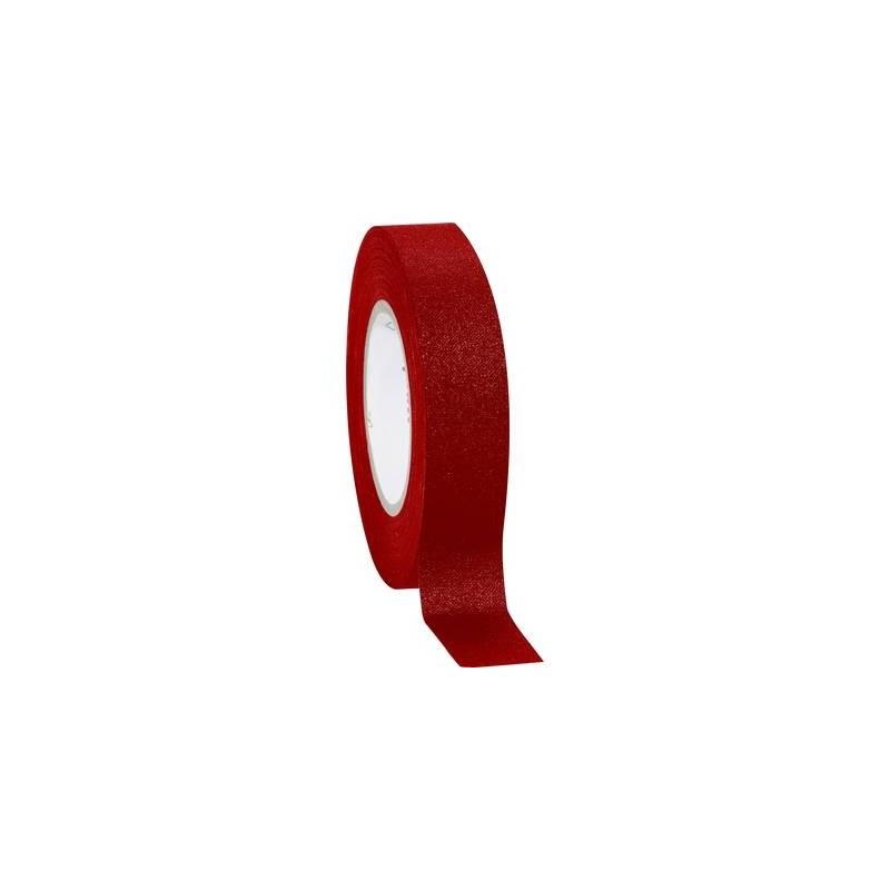 Coroplast 39756 39756 Nastro in tessuto Rosso (L x L) 10 m x 19 mm 1 Rotolo(i)
