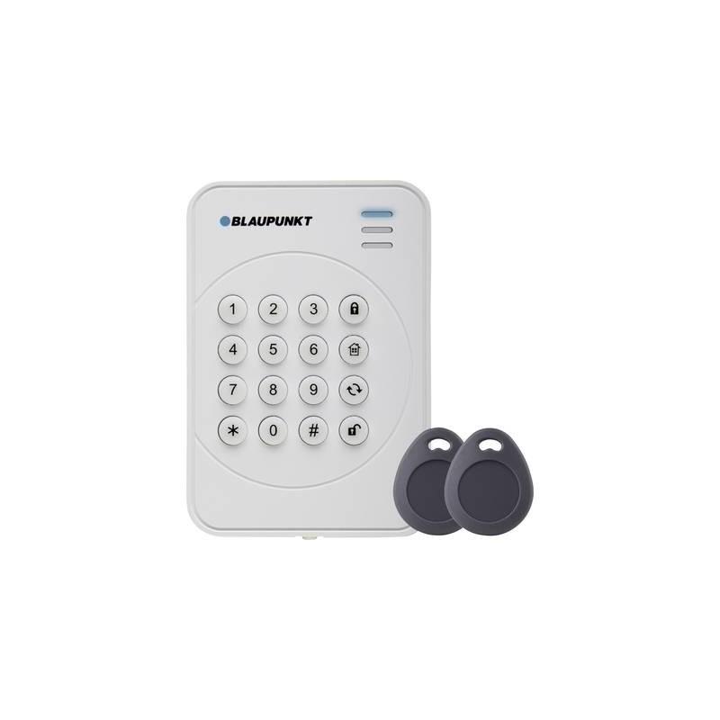 Tastiera senza fili con lettore RFID Blaupunkt Q-Serie, Blaupunkt SA-Serie KTP-R1