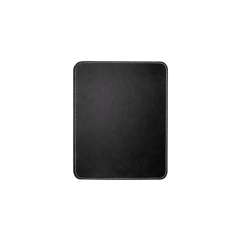Mouse Pad LogiLink ID0150 Similpelle nero