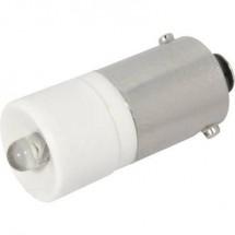 CML Lampadina LED BA9s Bianco caldo 230 V/AC 270 mcd 1860623L3