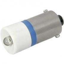 CML Lampadina LED BA9s Blu 12 V/DC, 12 V/AC 720 mcd 18602257