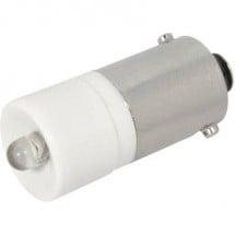 CML Lampadina LED BA9s Bianco freddo 12 V/DC, 12 V/AC 1200 mcd 1860 225W3D