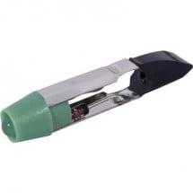 CML Lampadina LED T5.5 Verde 24 V/DC, 24 V/AC 2100 mcd 1505135UG3