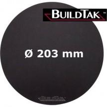 Pellicola per il letto di stampa BuildTak Ø 203 mm