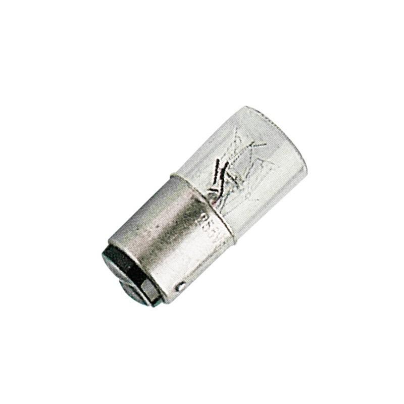Lampadine Incandescenti Arteleta forma a pera, passo BA15d, potenza 5 watt.