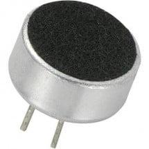 Capsula microfonica 4.5 - 10 V/DC Range frequenza 100 Hz - 10000 Hz KEPO KPCM-G97H45P-43dB-1187