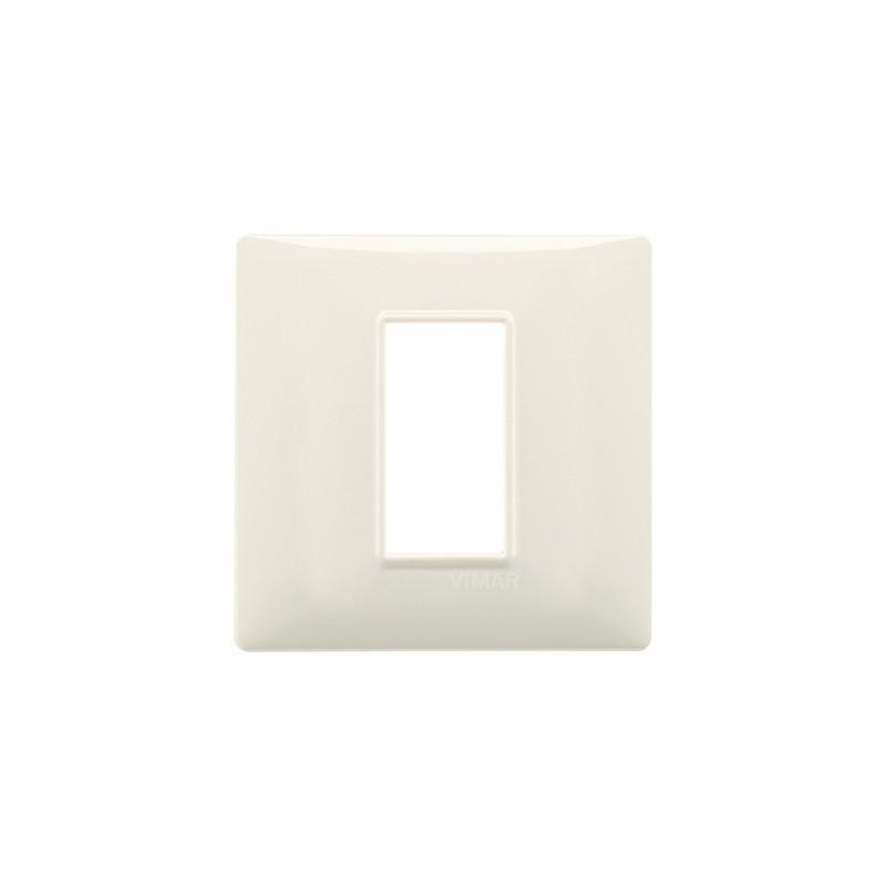 Placche Vimar Plana beige, tecnopolimero plastica, 1 posto modulo, miglior prezzo vendita online 14641.03