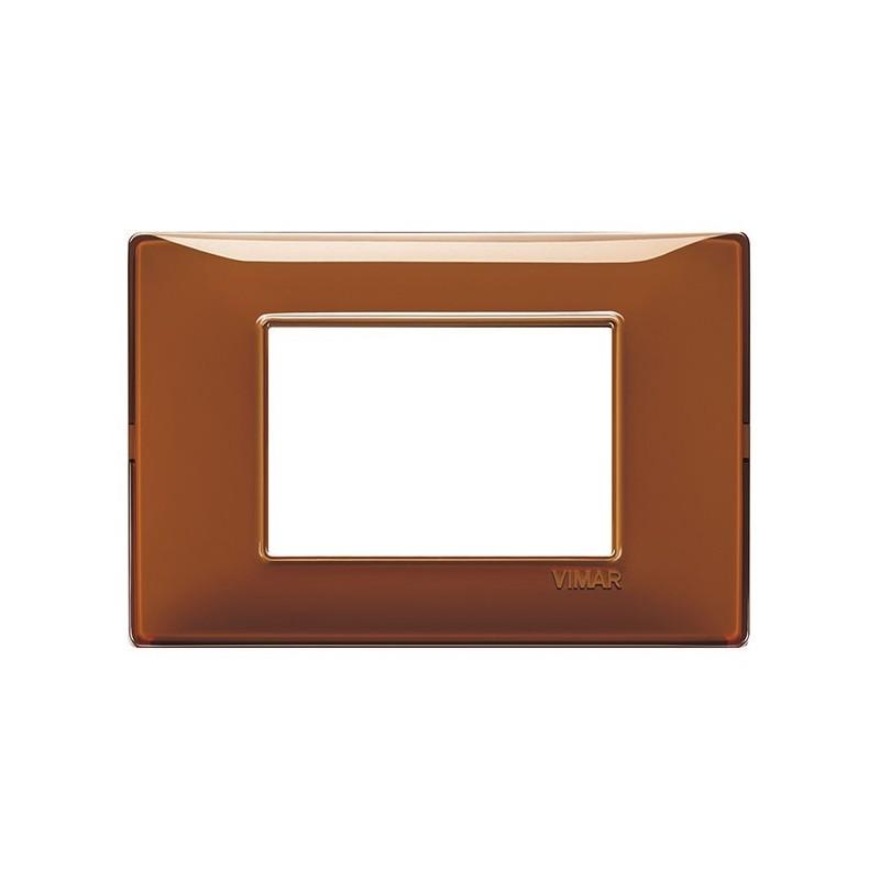 Placca 3 Moduli reflex riflettente colori tabacco miglior prezzo online vendita catalogo e listino 14653.49