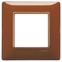 Placca 2 Moduli reflex riflettente colori tabacco miglior prezzo online vendita catalogo e listino codice 14642.49