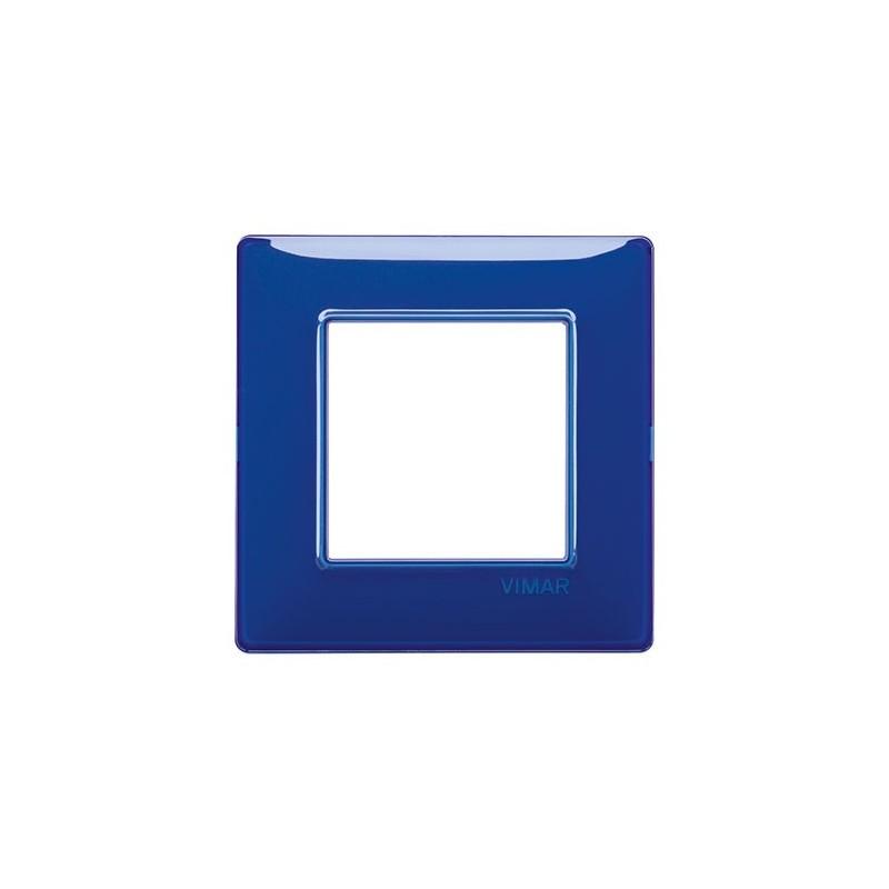 catalogo di placche vimar plana, colori zaffiro blu, listino prezzi, codice 14642.50