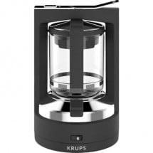 Krups KM468910 Macchina per il caffè Nero Capacità tazze 12 con sistema di erogazione a pressione