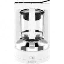 Krups KM468210 Macchina per il caffè Bianco Capacità tazze 12 con sistema di erogazione a pressione