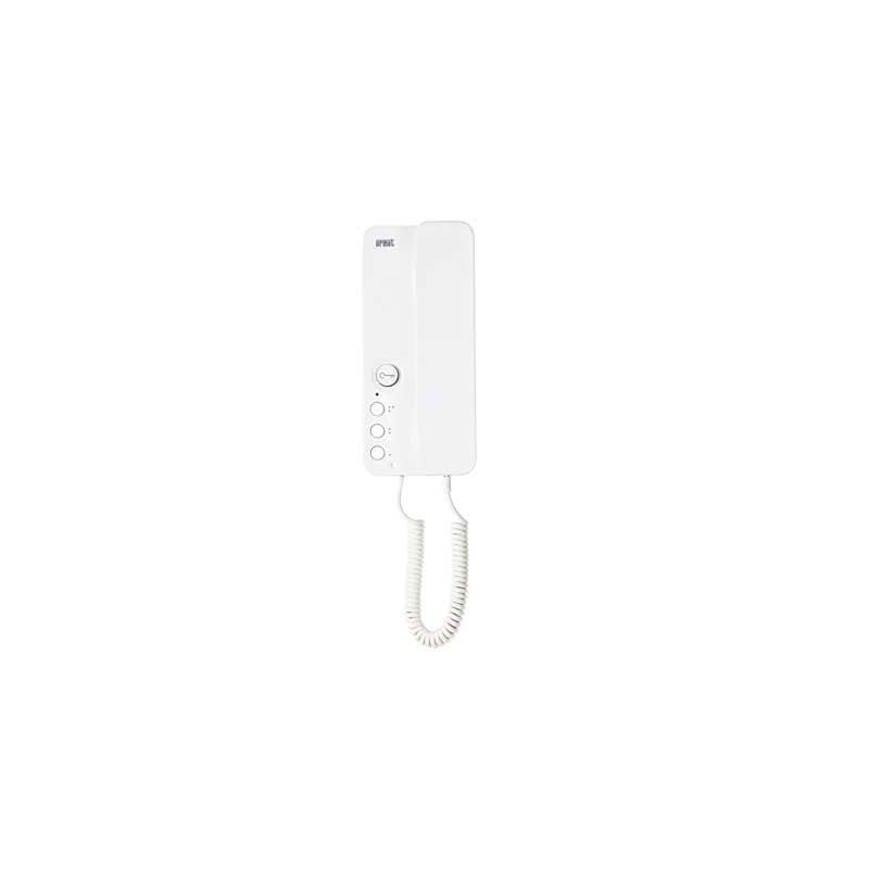 citofonia urmet 2 voice bianca, installazione e collegamento a parete, migliori offerte online