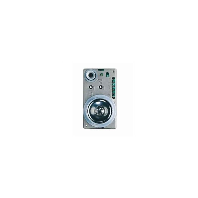 Posto esterno per impianti 4+N fili, citofonia o videocitofonia urmet