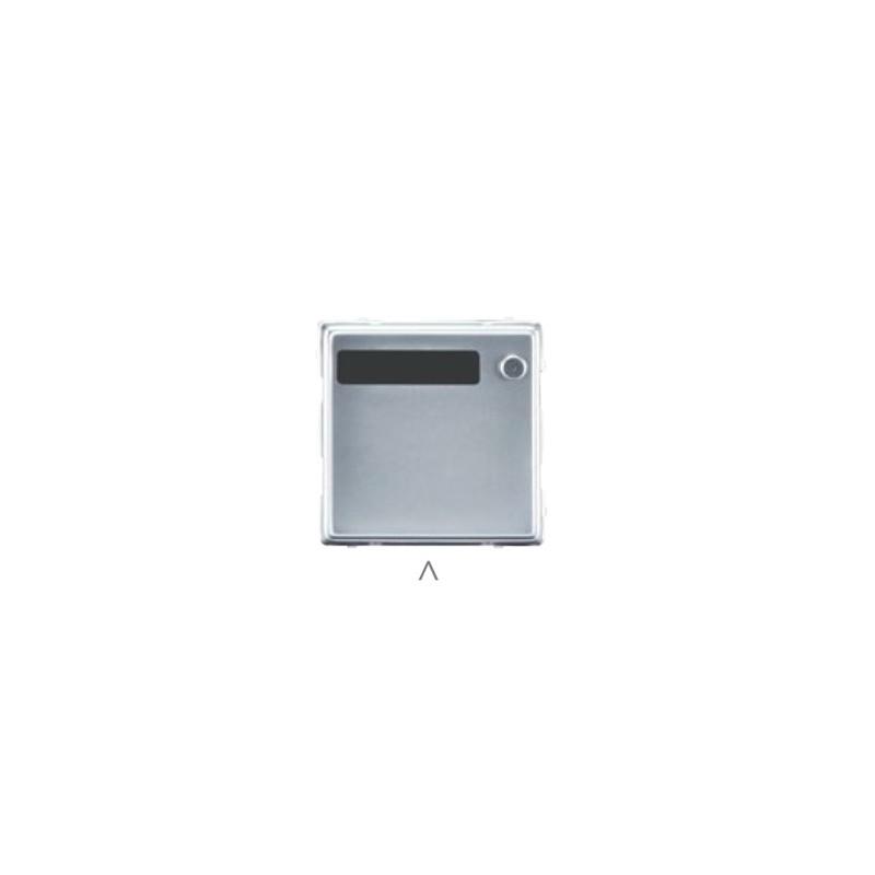 Urmet 1148/11 - Modulo in alluminio con 1 pulsante NUOVA SINTHESI S2
