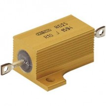 ATE Electronics RB25/ Resistenza di potenza 4.7 kΩ assiale 25 W 5 % 1 pz.