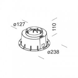 Controcassa Microfloor 313 Disano DIS99392500