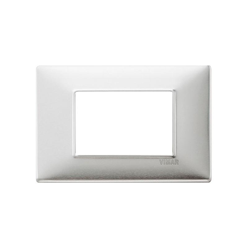 placca alluminio spazzolato