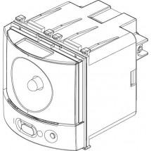 Torcia elettronica portatile con LED ad alta efficienza 230 V~ 50-60 Hz, dispositivo automatico di emergenza.